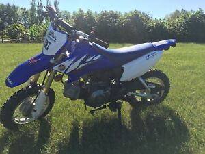 2006 Yamaha dirt bike 50cc. Make me a fair offer.