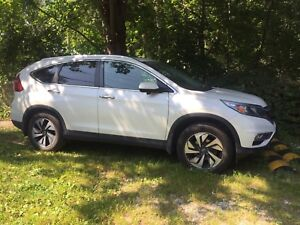 2015 CR-V Touring lease takeover or buy-out