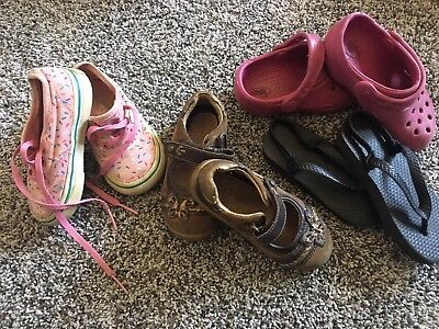 Toddler Size 6-8 Vans Stride Rite Shoe Lot