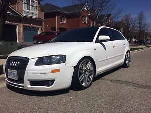 AUDI A3 - 6 SPEED TURBO!!! $4599 priced for quick sale