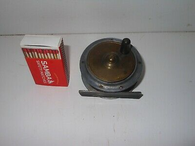 Early C20th Fly Fishing Reel 6.5cm