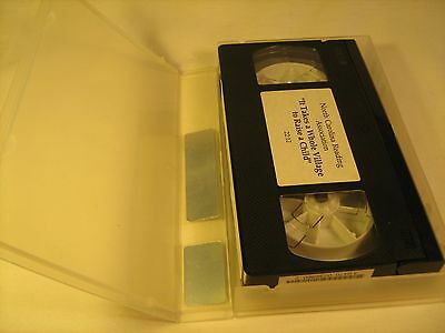 VHS Tape IT TAKES A WHOLE VILLAGE TO RAISE A CHILD North Carolina Reading (Takes A Whole Village To Raise A Child)