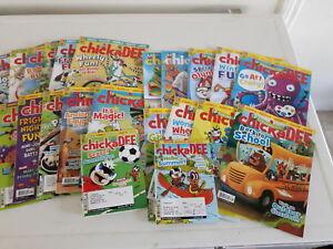 Chickadee magazines - age 6-9 yrs
