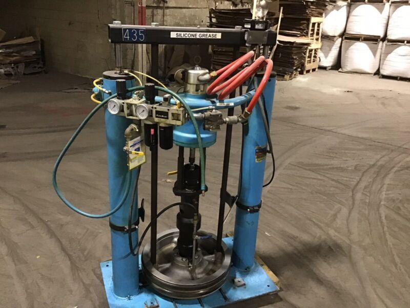 Johnstone Pump Pneumatic Lube Pump Pneumatic Barrel Pump