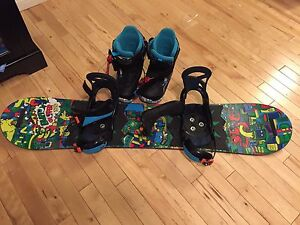 Youth snowboard