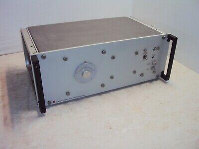 General Radio Variac 1581-a Automatic Voltage Regulator 120v - 10