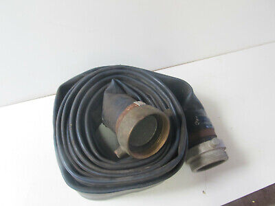 Roll Flat Trash Water Waste Pump Discharge Evacuation Pvc Hose 3 X 24 Ft.