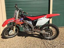 2006 CRF450R Balaklava Wakefield Area Preview