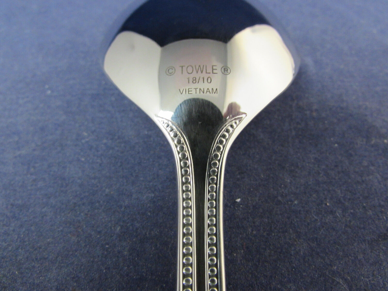YOUR CHOICE Towle BEADED ANTIQUE 18//8 Stainless Flatware