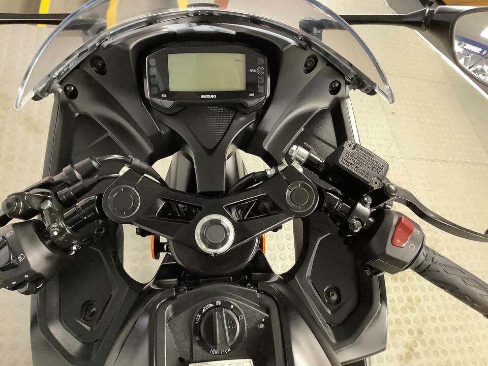 SUZUKI GSXR125 GSXR 125 2019 / 19 BLACK - ONLY 3980 MILES - KEYLESS IGNITION