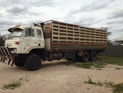 Nissan UD CW41 1989 truck 26 foot tray Carinda Walgett Area Preview