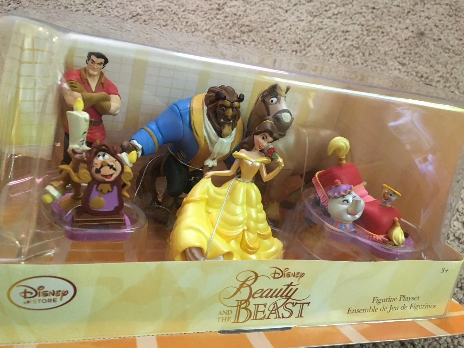 Beauty And The Beast Cake Toppers Australia