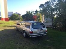 2001 Ford Falcon Wagon with Fitted Mattress & Camping Gear!! Adelaide CBD Adelaide City Preview