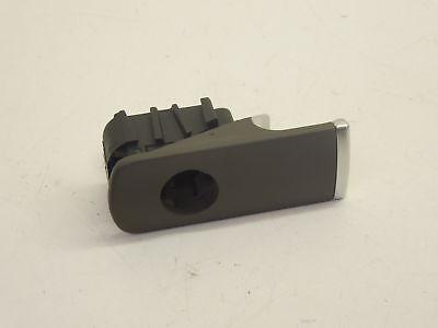 Audi A4 B6 B7 LHD Grey Glove Box Lid Handle With Lock Hole  New 8E185713126Z