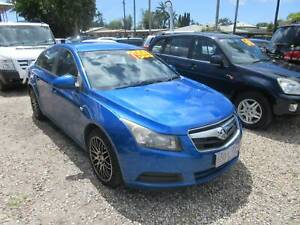 Holden Cruze CD Automatic Sedan 127000KLMS Westcourt Cairns City Preview