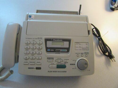 Panasonic KX-FP250 Plain Paper Fax & Copier Function