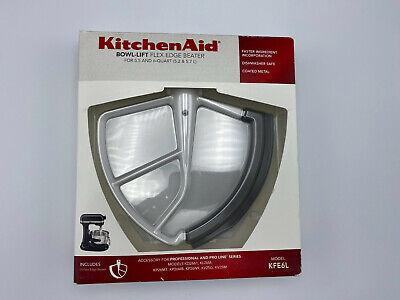 KitchenAid Professional Pro Line KFE6L 5.5-6 Qt. Bowl-Lift Flex Edge Beater NIB