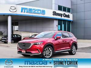 2018 Mazda CX-9 GT AWD Leather Nav 1% Financing 60 Months