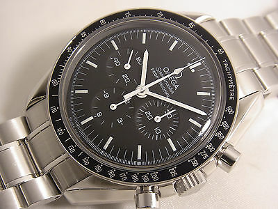 "Omega Speedmaster Professional ""Moon"" Watch - 3572.50 Cal.1863"