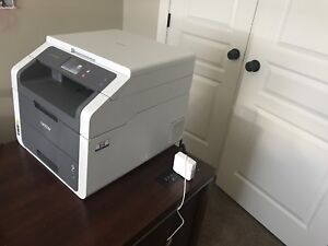 Brother color laser for 150