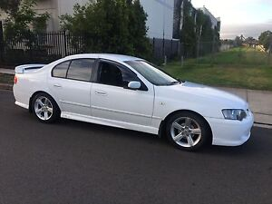 2005 Ford Falcon BA MKII XR6 Sports Auto 9months Rego Low Kms Liverpool Liverpool Area Preview