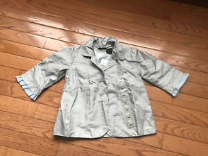 18 month CK spring coat - new with tag