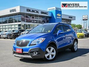 2015 Buick Encore AWD, CRUISE, BLUETOOTH, CLIMATE CONTROL