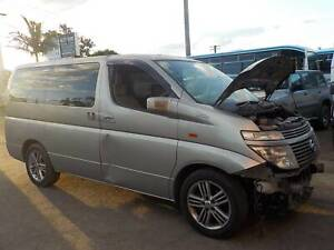 WRECKING 2003 NISSAN ELGRAND E51 AWD North St Marys Penrith Area Preview