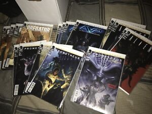 Comic sets for sale.,Rom, aliens F&S