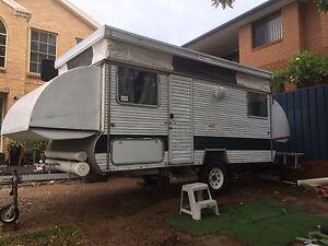 Cabana Caravan the original expanda Engadine Sutherland Area Preview