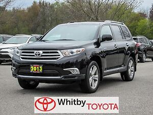 2013 Toyota Highlander LTD
