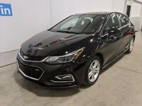 2017 Chevrolet Cruze LT TURBO BLUETOOTH CAMERA RECUL BANCS CHAUF Laval / North Shore Greater Montréal Preview