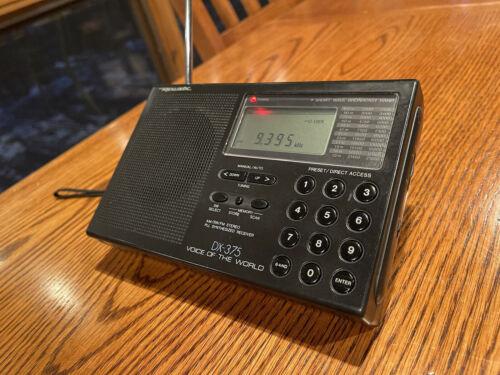 Realistic DX-375 Shortwave receiver