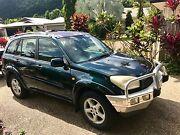2003 Toyota RAV4 Wagon Redlynch Cairns City Preview