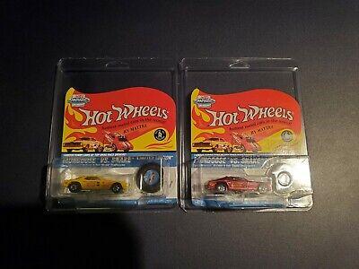 Hot Wheels Vintage Collection Snake VS. Mongoose Lot Of 2 EM3807