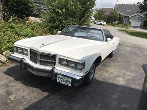 Pontiac grandville 1975