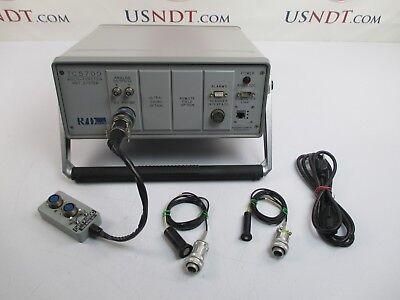 Tube Inspection Eddy Current Ultrasonic Flaw Detector Ndt Olympus Zetec Miz