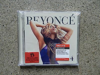 Beyonce Beyonc  4 Deluxe Edition   6 Extra Tracks  Target Exclusive  Usa Seller