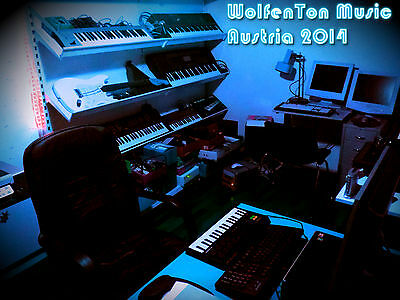 Studio von Wolfenton Music Austria