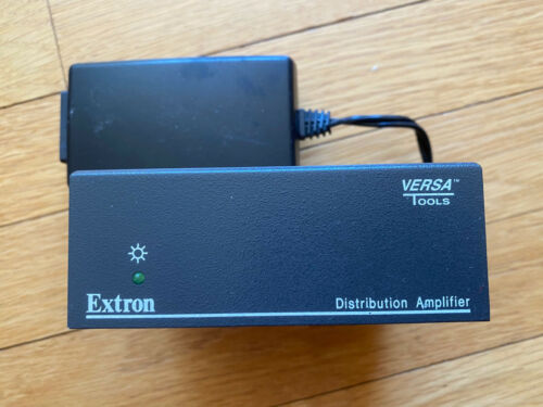 Extron MDA 3V Distribution Amplifier