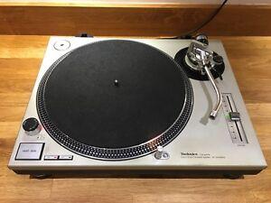 Technics SL-1200 MK2 Original DJ Vinyl Record Player Turntable Deck 1210