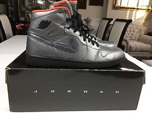 "2008 Air Jordan 1 Retro Premier ""Pewter"" size 12 DS"