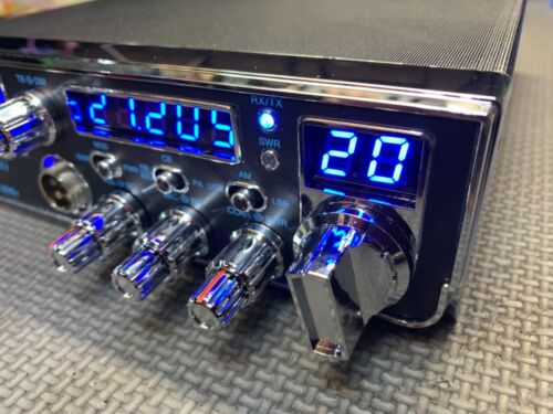 Galaxy DX-979F CB • PERFORMANCE TUNED +RECEIVE ENHANCED + FREQUENCY ALIGNED