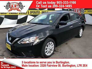2017 Nissan Sentra S, Automatic, Heated Seats, Bluetooth