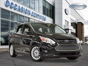 2014 Ford C-Max Energi SEL+CUIR+TOIT+GPS