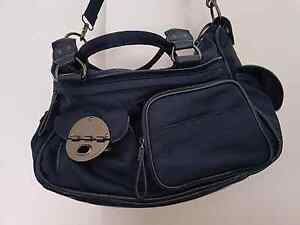 Navy Lucid Nappy Bag Mimco Ridgehaven Tea Tree Gully Area Preview