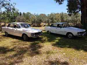 2 Rover P6b's  (left 1974 $7000,   right 1976 $5000) Inverell Inverell Area Preview