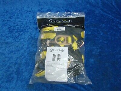 Guardian Fall Protection Seraph Construction Harness 11196 Med Lg