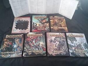 Pathfinder RPG book set Gosnells Gosnells Area Preview