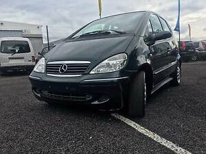 2001 Mercedes-Benz A160 Hatchback Yeerongpilly Brisbane South West Preview